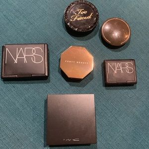 Used Makeup Lot